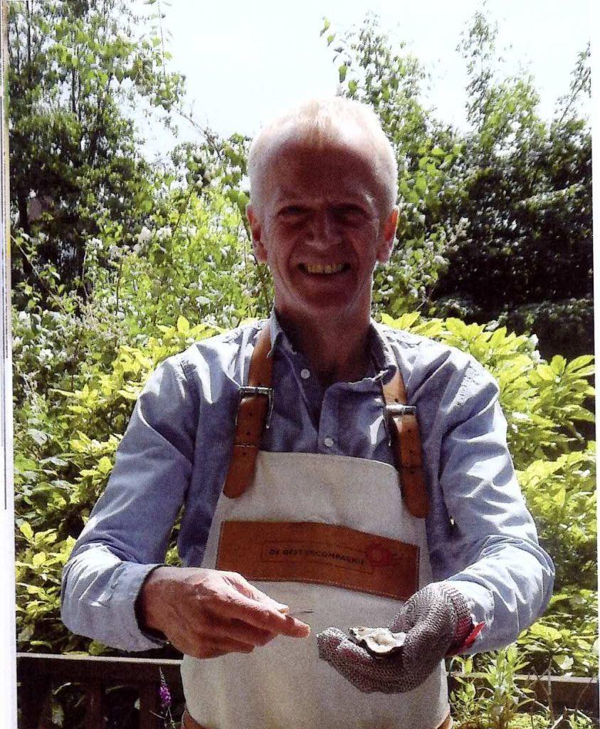 Erik Bos voormalig Oesterman