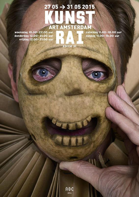 Affiche vn de Kunst RAI