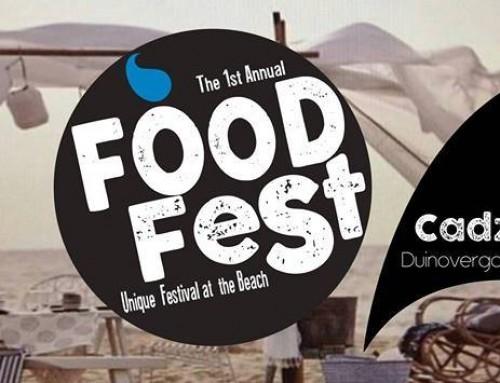 Sergio Herman opent 7 september het oesterseizoen op Foodfest
