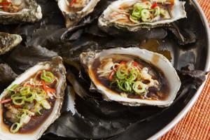 Black Eyed Peas Oysters