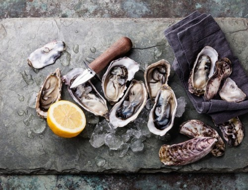 Paradijs voor oesterliefhebbers.