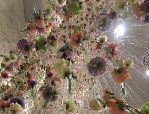 TEFAF 2018: een spel van licht en bloemen