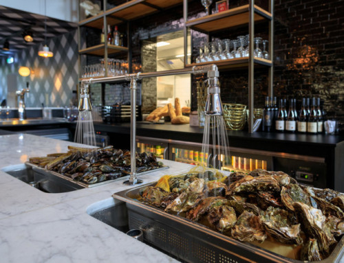 10x Oesters in Rotterdam