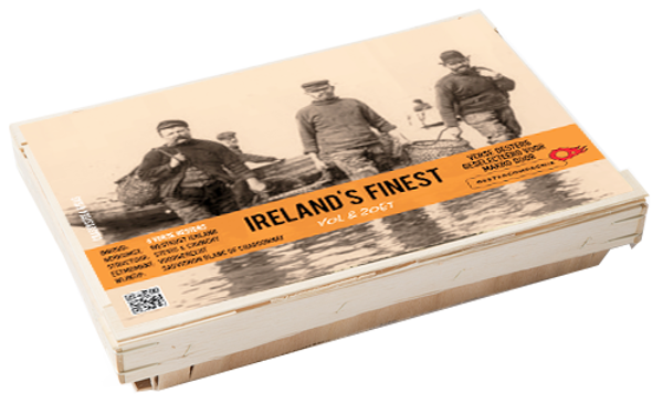 Ireland's Finest - Vol & Zoet - Oestercompagnie - Puuroesters