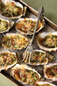 Bangin' Oysters