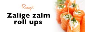 Gerookte zalm met zure room recept