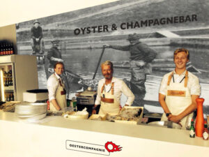 Oester & Champagne bar