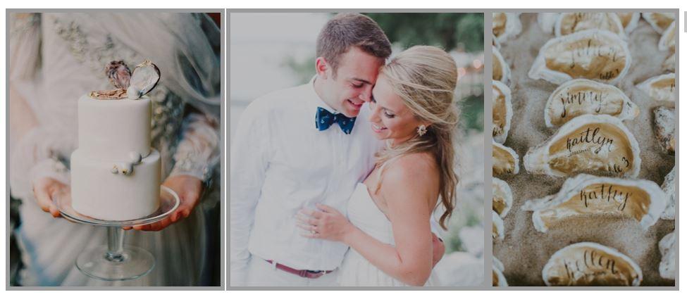 Oesters op je bruiloft: Sfeerimpressie van een huwelijk waar oesters geserveerd worden