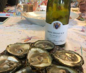 7 oesters & wijn workshop foto